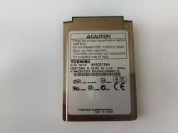 "Накопитель HDD 80Gb, mini  IDE 1,8"" 44pin 4200PRM, MK8007GAH"